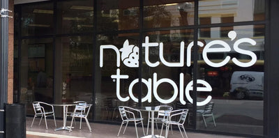 Copper Moon Coffee Partners with Nature's Table