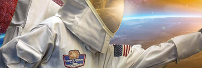 Copper Moon Coffee Helps Astronaut Scholarship Foundation Reach for the Moon