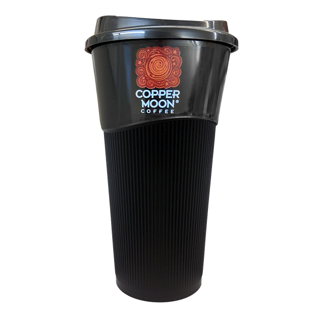 16 oz. Traveler Cup with Black Lid