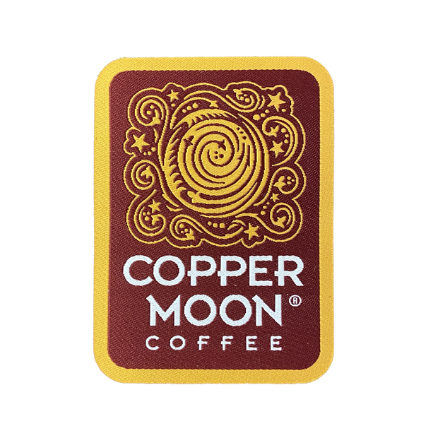 Copper Moon Coffee Patch