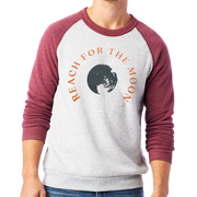 Colorblock Reach for the Moon Sweatshirt