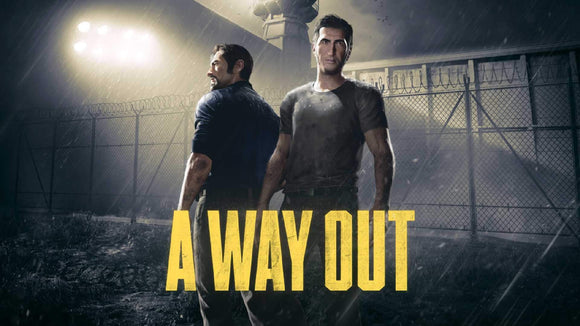 A WAY OUT [REGION FREE]