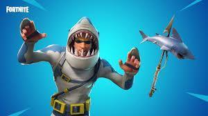 FORTNITE CHOMP SR. ACCOUNT