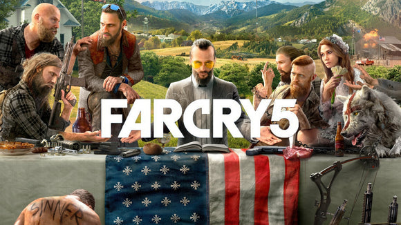 FAR CRY 5 [REGION FREE]