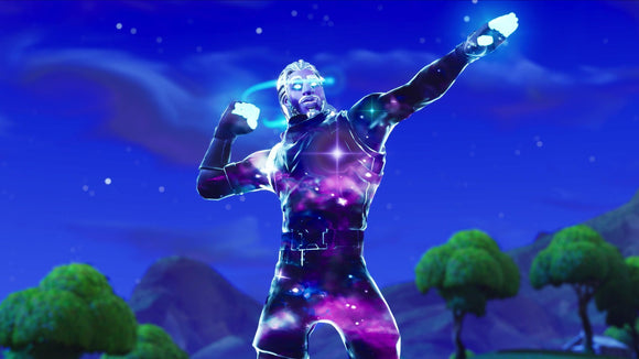 FORTNITE GALAXY SKIN ACCOUNT