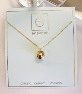 "enewton 16"" Clarity Gold Necklace"