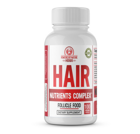 We can confidently say that compared to ALL others in the supplement industry our Hair Nutrients Complex formula uses potent seasonal herbs that are nutrient dense.