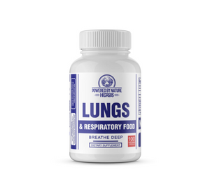 The Lungs & Respiratory Food is a treat for people who may be challenged with breathing conditions or who may be seeking additional assistance to help cleanse their lungs from years of smoking