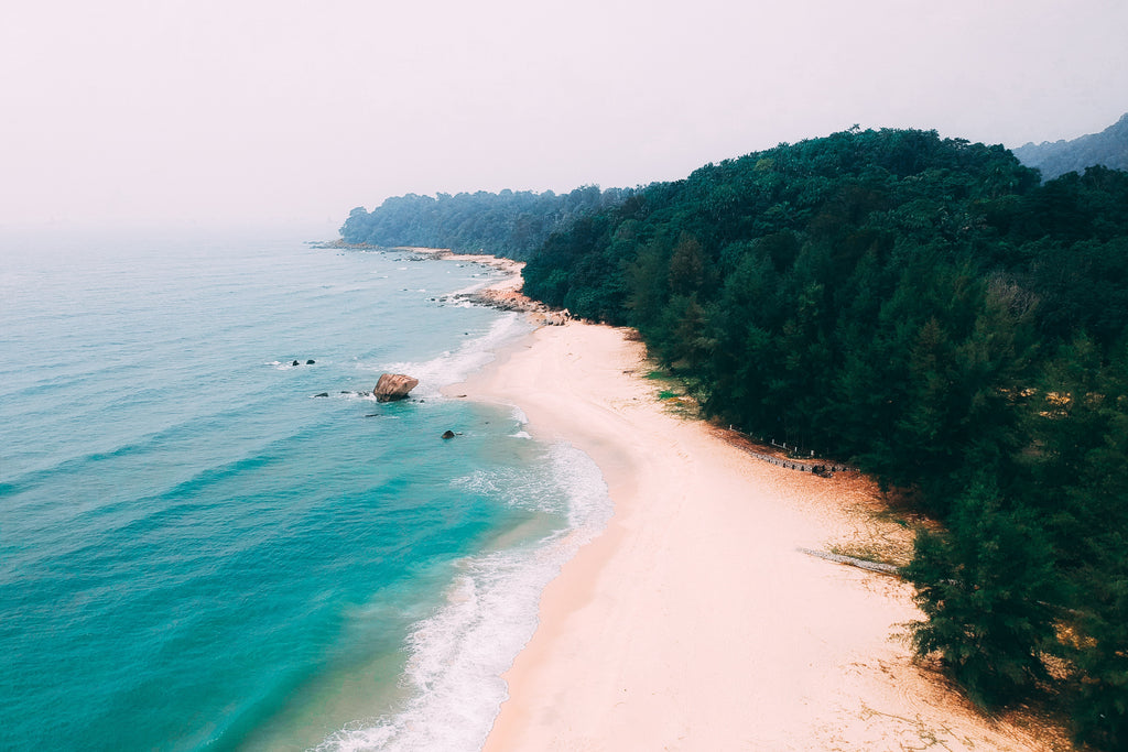 Hidden Unique Pollution-free Beaches Around The World