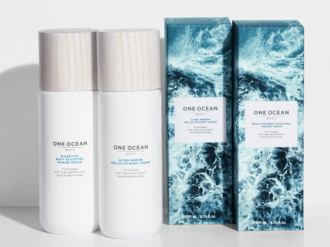 One Ocean Beauty products line