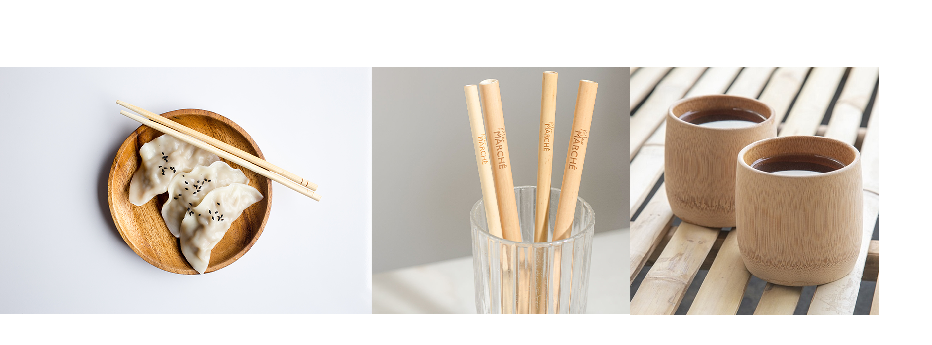 sustainable and eco friendly chopsticks and straws