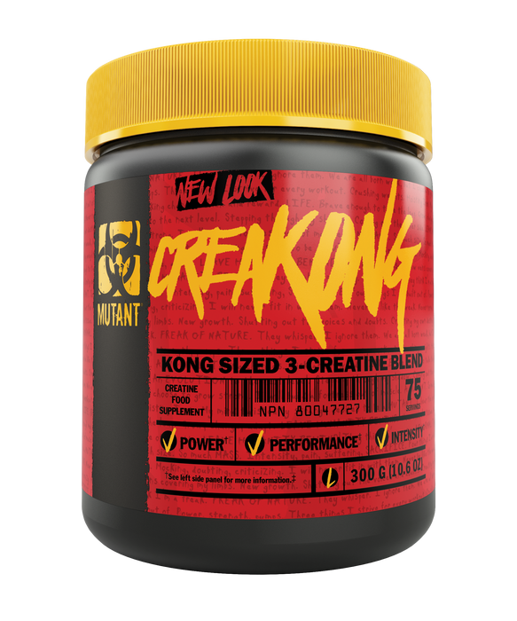 Creakong by Mutant 75 Serves