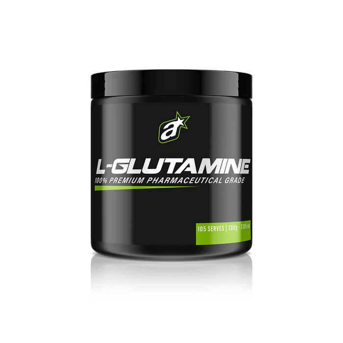 L-Glutamine 200g by Athletic Sport