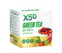 Green Tea X50 with Matcha - Fat Burners & Weight Loss - WholeSupps Online Mega Store