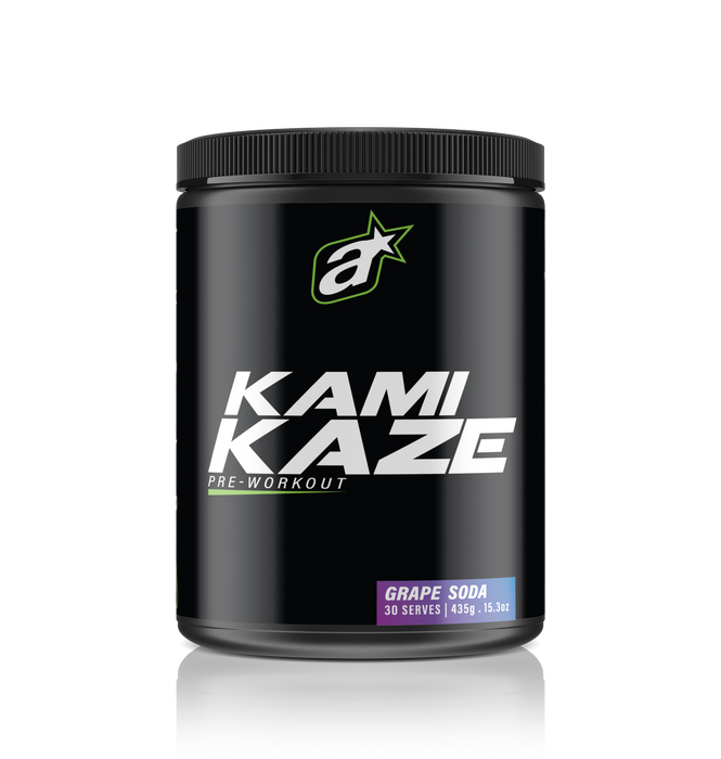 Kamikaze Pre-Workout 435g by Athletic Sport