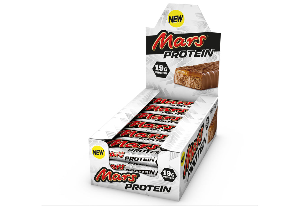 Box of Mars Protein Bar by Mars - Protein Bars, Drinks & Snacks - WholeSupps Online Mega Store