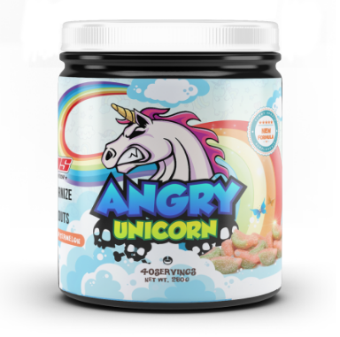Angry Unicorn by Yummy Sports 40 Serves