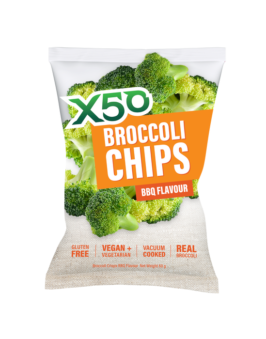 Broccoli Chips by X50 Lifestyle