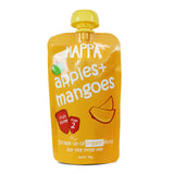 Apple+Mango, Mango+Banana, Apple+Banana, Sweet Potato+Mango+Pear (combo pack)(Pack of 8) - Happafoods