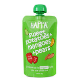 sweet potato+ mango+pears(Pack of 3) - Happafoods