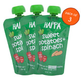 Sweet Potato+ Spinach(Pack of 3)