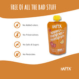 Apple+mango+multigrain (Pack of 3) - Happafoods