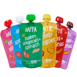Fruit & Veggies Puree, Trial Pack of 6 , Stage 2