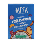 ragi mango + banana porridge (200gm) - Happafoods