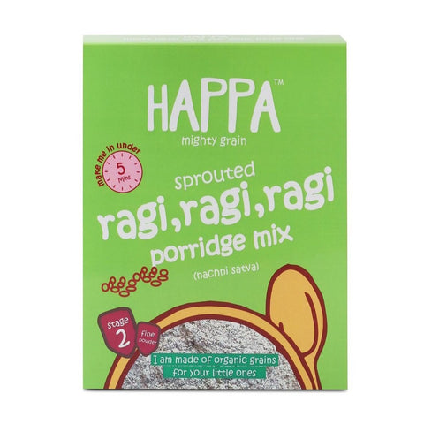 ragi porridge (200 gm) - Happafoods