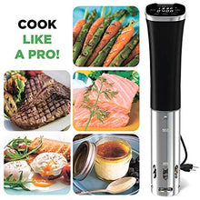 Load image into Gallery viewer, Sous Vide Cooker Thermal Immersion Circulator With Digital Timer