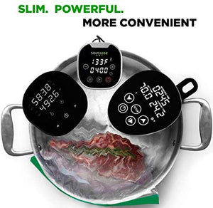 Sous Vide Cooker Thermal Immersion Circulator With Digital Timer