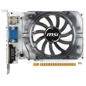 MSI Video Card N730 2GD3V3 G730233 GT730 2GB DDR3 128Bit PCI Express 2.0 DVI/HDMI/VGA Retail