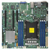 Supermicro Motherboard MBD-X11SPM-F-O Xeon Single Socket S3647 C621 Max.768GB PCI Express mATX Retail