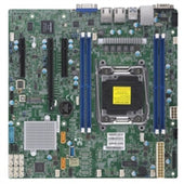 Supermicro Motherboard MBD-X11SRM-F-B Xeon Single Socket 2066 C422 Max.256GB PCIE microATX Brown Box