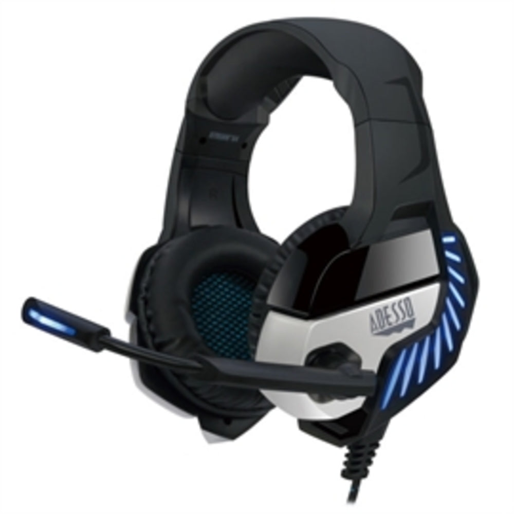 Adesso Headphone Xtream G4 Virtual 7.1 Surround Sound Gaming Headset with Microphone Vibration Retail
