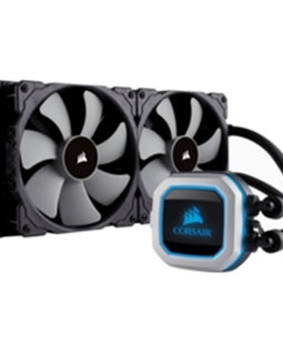 Corsair Fan CW-9060032-WW Hydro H115i Pro RGB 280mm Liquid CPU Cooler Retail