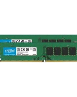Crucial Memory CT2K16G4DFD8266 32GB DDR4-2666 Unbuffered 16GBx2 Retail