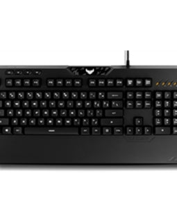 ASUS Keyboard RA02 TUF GAMING K5 /US RGB gaming KB with tactile Mech-Brane key switch Retail