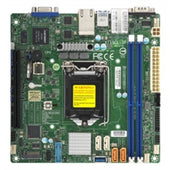 Supermicro Motherboard MBD-X11SCL-IF-O E-2100 LGA1151 C242 64GB DDR4 PCI Express Mini-ITX Retail