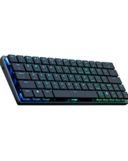 Coolermaster Keyboard SK-621-GKLR1-US SK621 Cherry MX RGB Low Profile Switch Retail