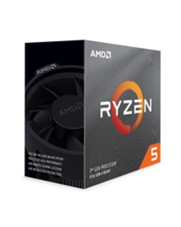 AMD CPU 100-100000022BOX Ryzen 5 3600X 6Cores/12Threads 4400MHz 36MB 95W AM4 WraithSpire Retail