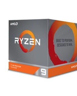 AMD CPU 100-100000023BOX Ryzen 9 3900X 12C/24T 4600MHz 70 105W AM4 WraithPrism Retail