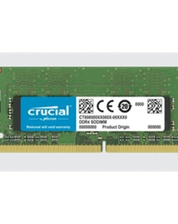 Crucial Memory CT32G4SFD8266 32G DDR4 2666MT/s CL19 DR x8 Unbuffered SODIMM Retail