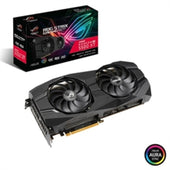 ASUS Video Card ROG-STRIX-RX5500XT-O8G-GA Radeon RX 5500 XT GDDR6 8GB 128Bit HDMI/DisplayPort Retail