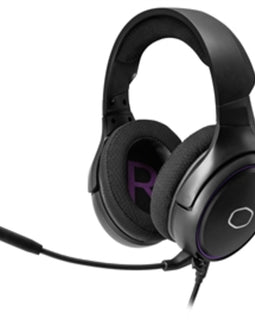 CoolerMaster Headphone MH-630 MH630 Gaming Headset with Hi-Fi Sound Omnidirectional Boom mic Retail