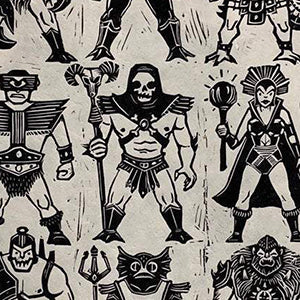 Skeletor and Co.