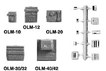 93847 (OLM-100 / pack of 1 set)