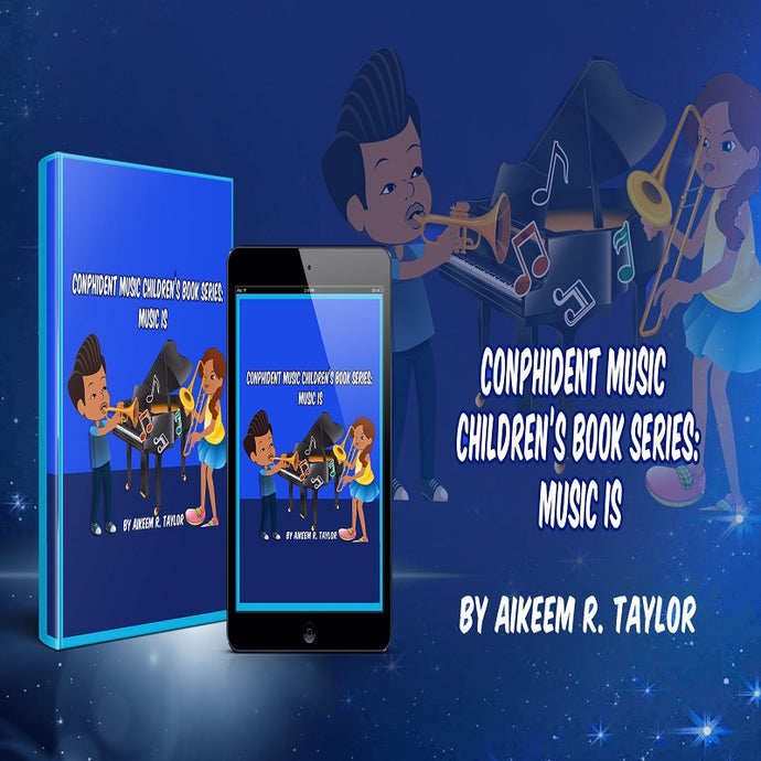 ConPHIdent Music Children's Book