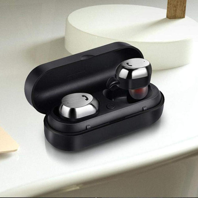 Wireless Waterproof Bluetooth Earphone