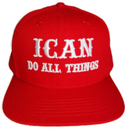 ICAN HAT PHIL 4:13 RD